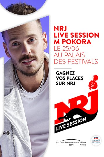 NRJ Live Session M Pokora