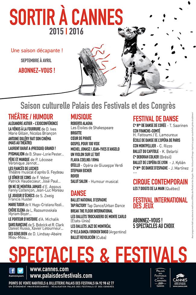 Programme Sortir à Cannes